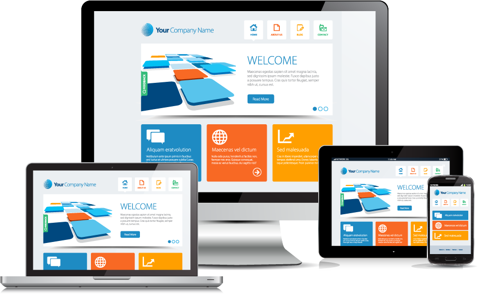 Responsive Web Design Web Development Web Design