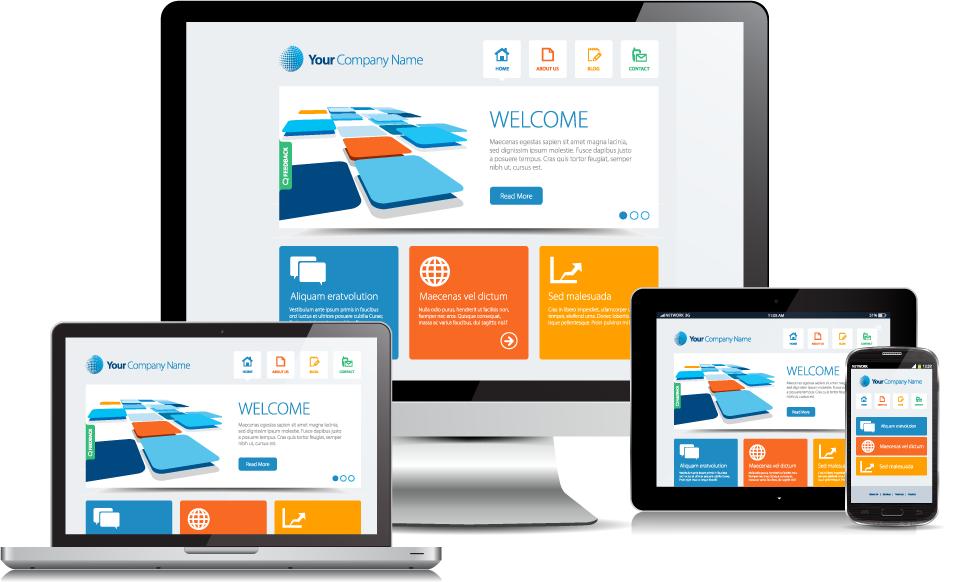 Responsive Web Design Web Development Web Design